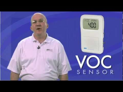 VOC Sensor - In-depth comparison of a VOC sensor vs a CO2 Sensor for Demand Controlled Ventilation