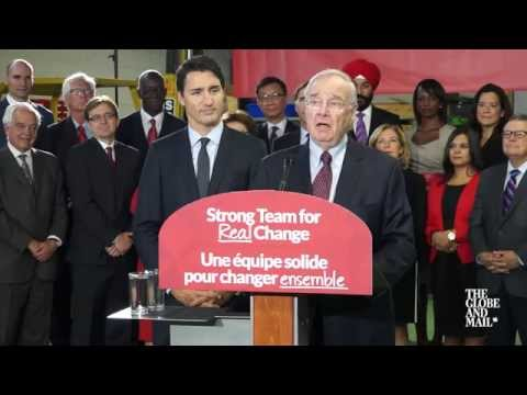 Paul Martin says Liberals would fill