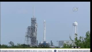 CRS-10 Hosted Webcast