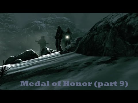 Medal of Honor (part 9)
