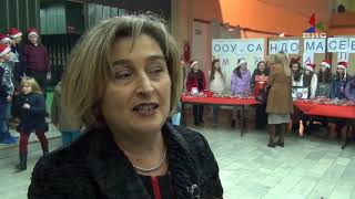 Училиштето Сандо Масев ги презентираше своите активности 26 12 2017