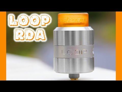 The LOOP RDA By Geek Vape!