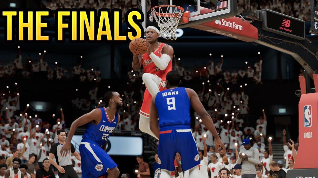 LA MEJOR PERFORMANCE EN UNA FINAL NBA?  |  Modo Carrera 2K21 PS5 (#49)