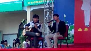 Guitar Khúc Yêu Thương - Cựu HS (50 năm thành lập LHP)