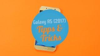 18 Tipps & Tricks: Samsung Galaxy A5 (2017) | deutsch ✔ techloupe