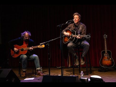 Josh Ritter On His Latest Album And Working With Jason Isbell