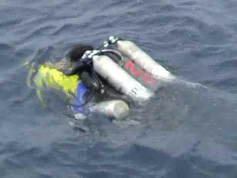 TDI Tech Trip to HMS Repulse and Seven Skies Wreck, 20 September 2004