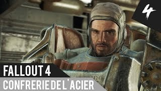 Fallout 4 Gameplay 4 Raiders, goules et la confr rie FR