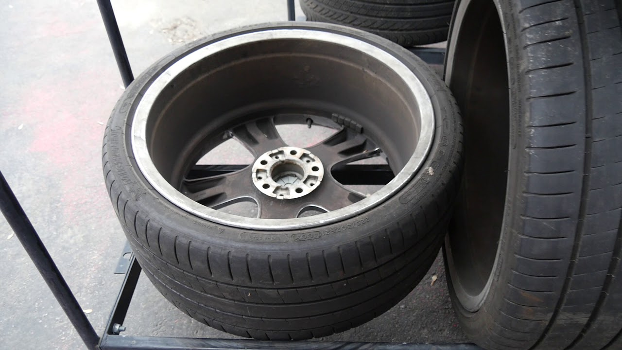Used Rims For Sale Near Me >> Never Buy 21 Inch Rims Tires Warning Youtube