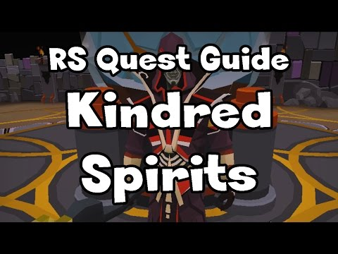RS: Kindred Spirits Guide - RuneScape
