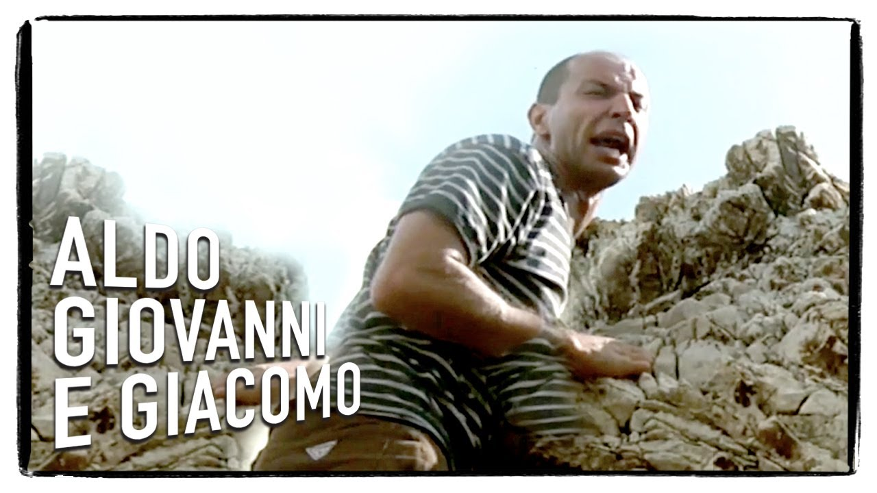 Aldo E La Roccia Friabile Tre Uomini E Una Gamba Youtube