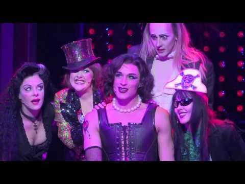 Sweet Transvestite - Oliver Thornton And The 2013 UK Cast Of Rocky Horror
