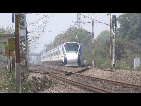 Bhatinda Junction-Etawah Junction Full Journey Compilation Part-1