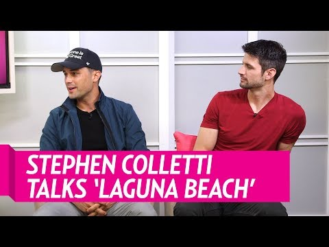 Stephen Colletti Talks 'Laguna Beach' Reunion?
