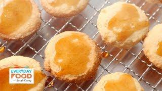 Glazed Maple Cookies   Everyday Food With Sarah Carey