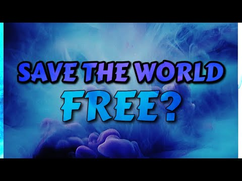 WHEN WILL SAVE THE WORLD BE FREE!?