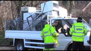 scrap metal theft re2 mov
