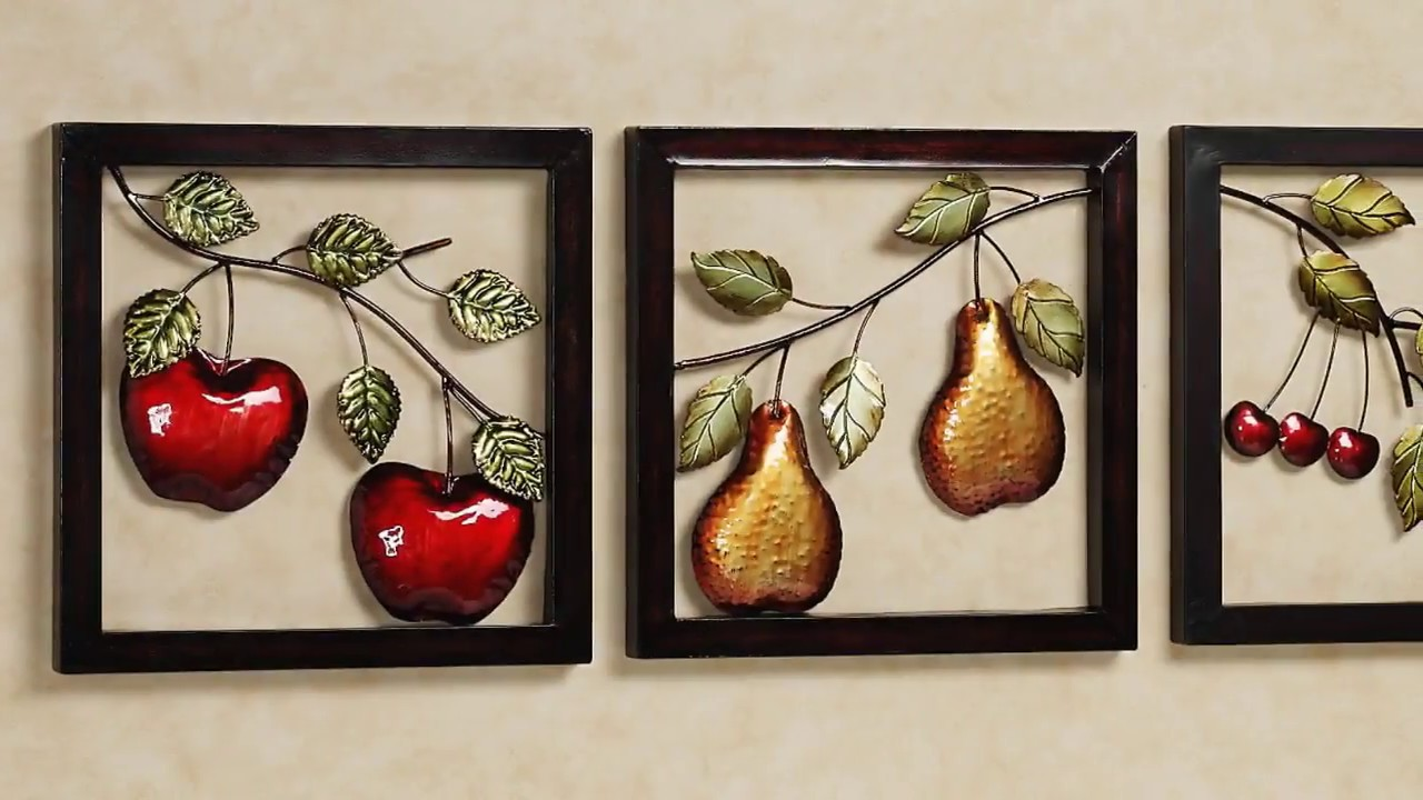 Small Kitchen Wall Decor For Home Ideas