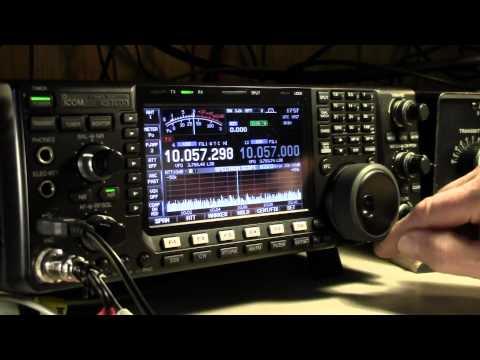 Fantastic Radio Icom IC-7600 !!
