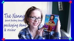 The Nanny Complete Series ◇ Packaging Demonstration & Review
