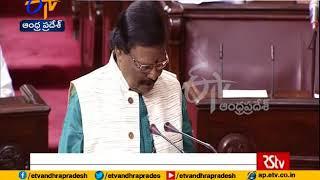 4 Newly Elected Rajya Sabha MPs Take Oath   Monsoon Session