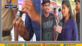Use of New Technology by Police | Exhibited in Kurnool | on Police Martyrs Week