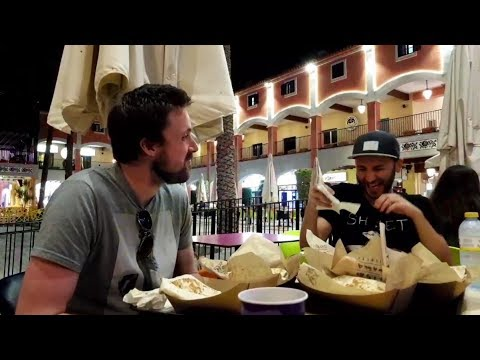 Spain. Day 9: Entire Taco Bell Menu Food Review Contest: