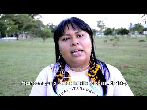 Tsitsina Xavante sobre a diversidade dos povos indígenas