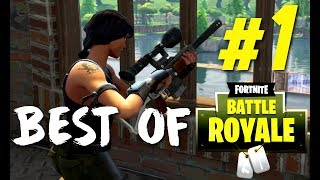 The Best of Fortnite - Clutch Snipe | Wins | Fails (Battle Royale)