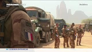 Mali : Emmanuel Macron menace de retirer les troupes françaises