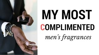 Most Complimented Men's Fragrance