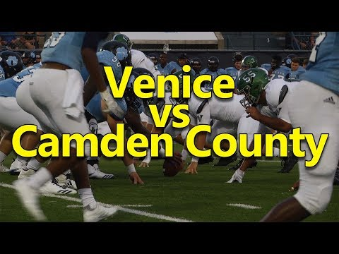 VHS vs Camden County 8.25.17  | After Movie
