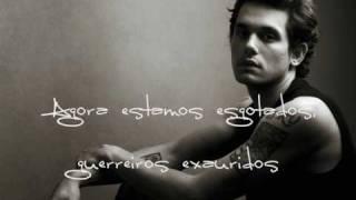 John Mayer - Split Screen Sadness (Tradução)