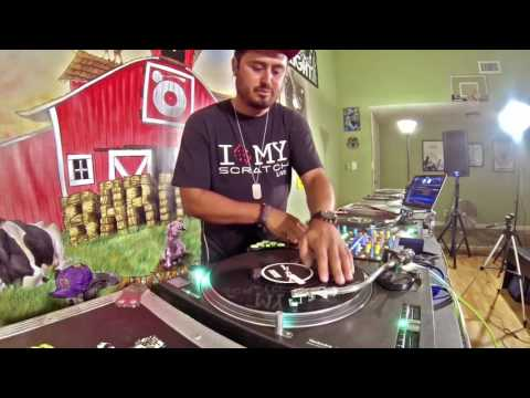 LIVE GUEST SET - August 2016 - Barnyard Mixshow - Ricky Jay