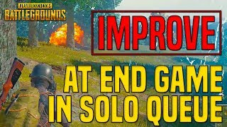 Increase Your Winning Chance - Solo | PUBG