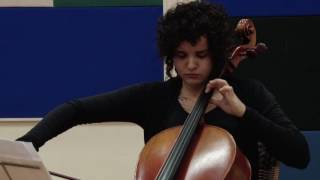 Mert Karabey - Suite for viola and cello - 2º Mov - Larghetto