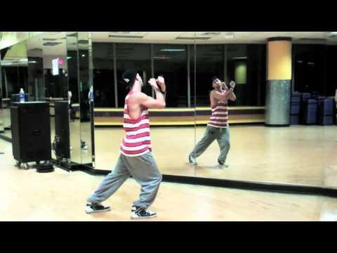 Jennifer Lopez - On The Floor Dance TUTORIAL » Matt