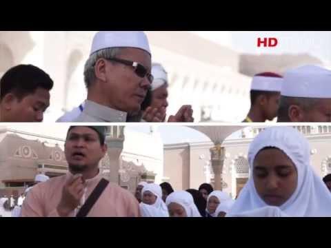 WAJIB TONTON - Kenapa Ust. Abdullah Khairi menangis di Madinah? (Bhg. 7)