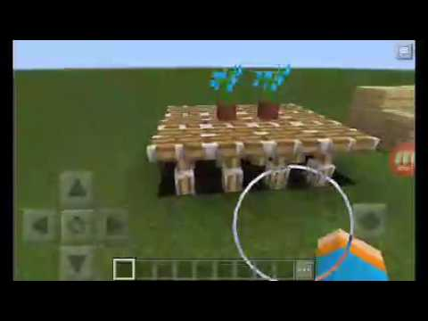 Tutorial piston table in easy wayminecraft pe youtube in easy wayminecraft pe sciox Choice Image