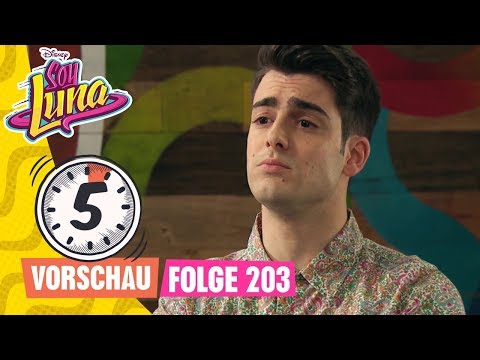 5 Minuten Vorschau - SOY LUNA Folge 203  Disney Channel