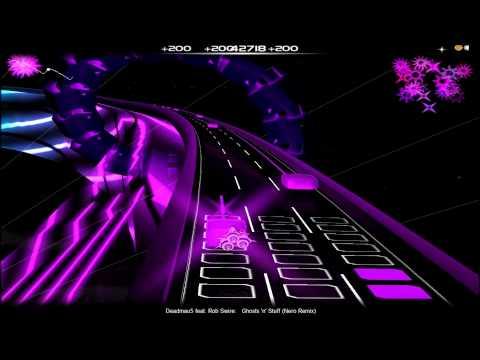 Audiosurf: Deadmau5 feat Rob Swire  Ghosts n Stuff Nero Remix