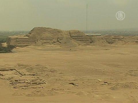 В Перу найдена гробница возрастом 1500 лет (новости)