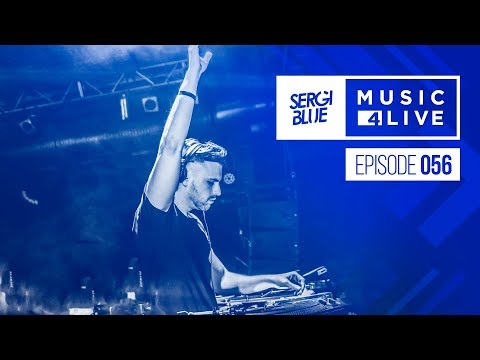 Sergi Blue - Music4live 056