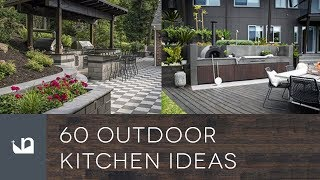 Gambar cover 60 Outdoor Kitchen Ideas