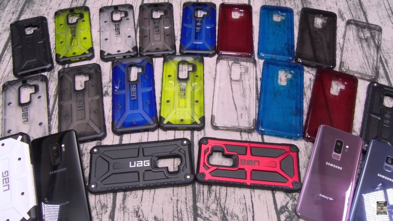 check out 74453 c0600 Samsung Galaxy S9 And S9 Plus UAG Case Lineup