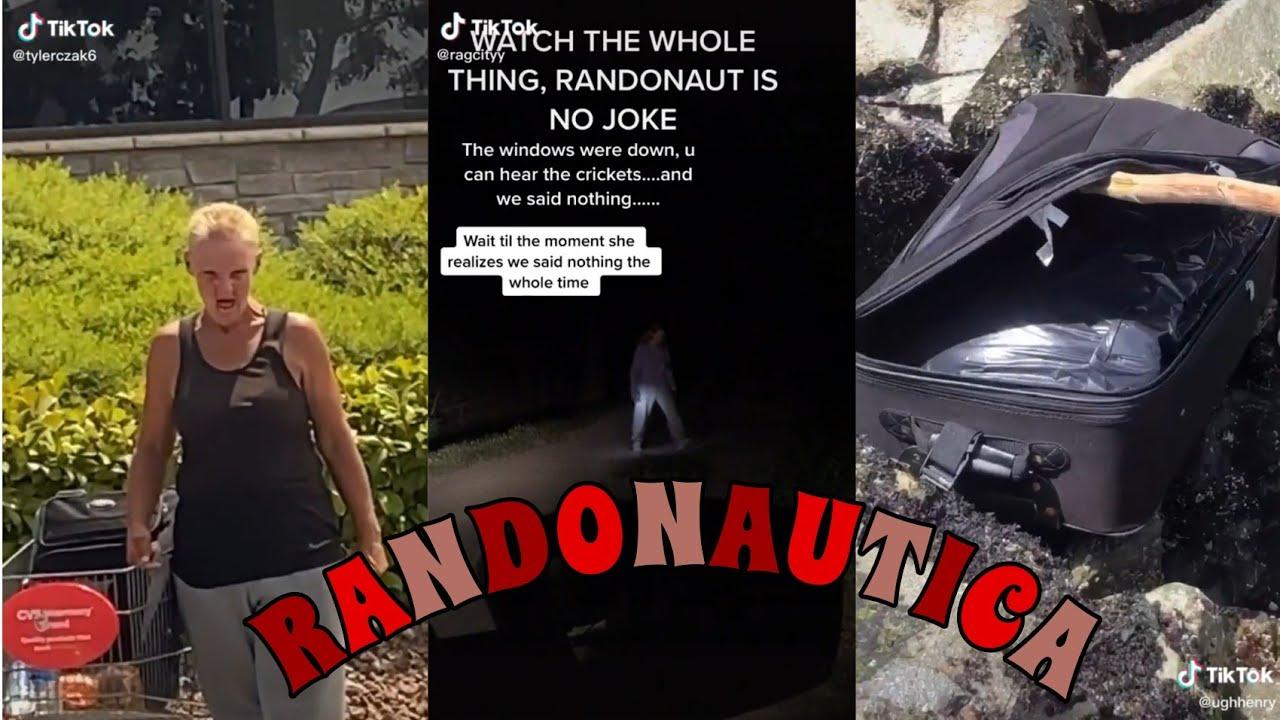 Download randonautica | Scary TikTok Compilations