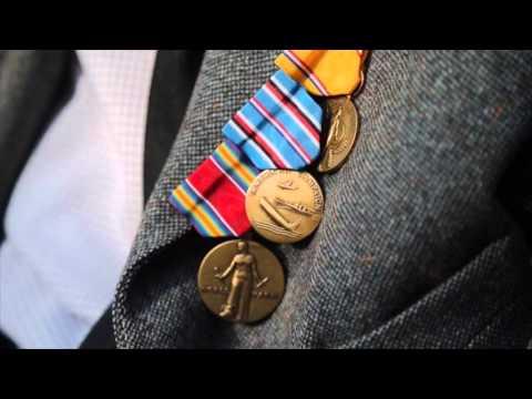 WWII Veteran Finally Receives Medals