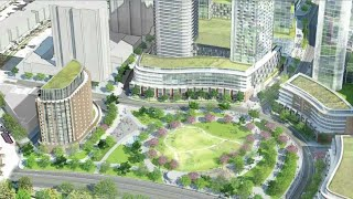 New plans for development at Agincourt Mall