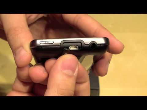 Unboxing und Hands On vom LG P990 Optimus Speed