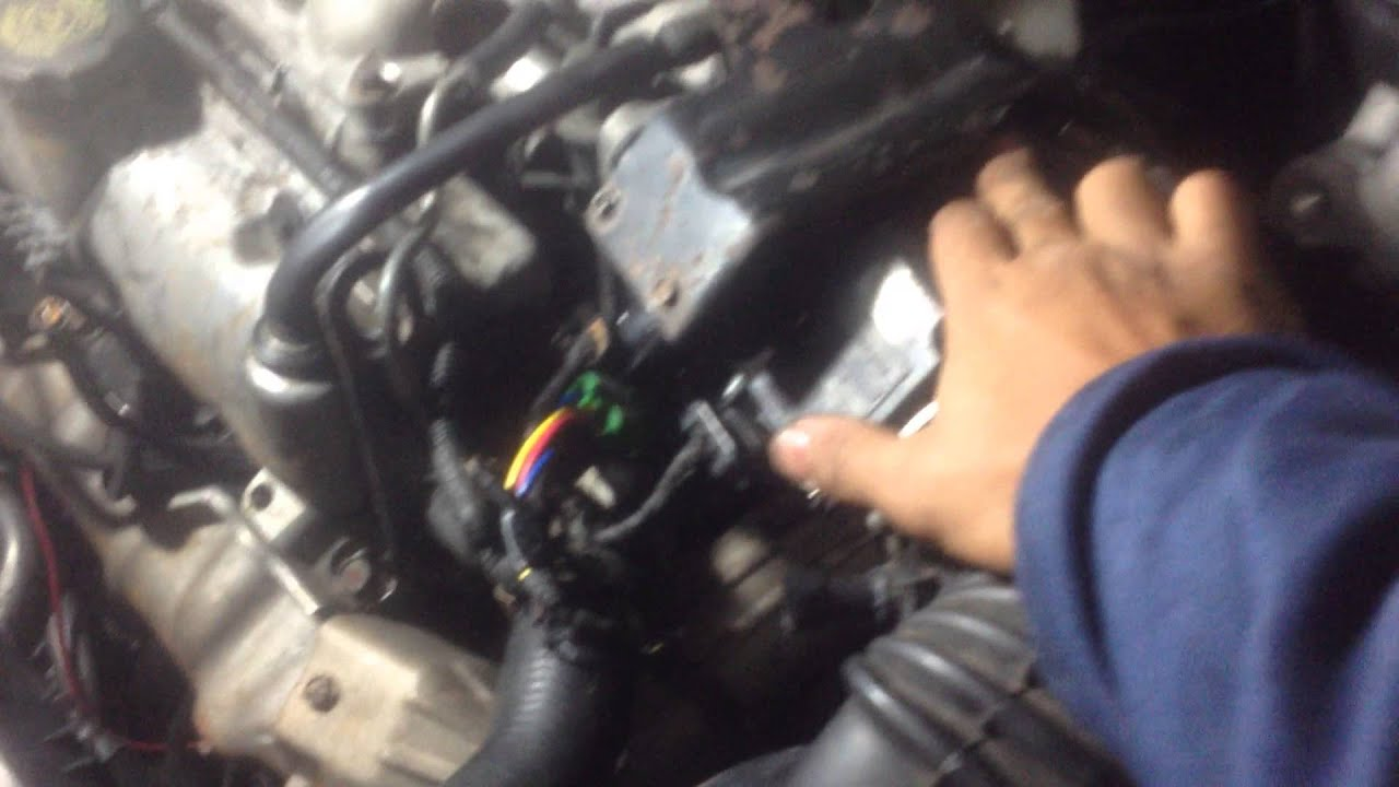 Buick Century 94 V6 31l Broken Wires Fixing And Tune Up Youtube 03 Transmission Wiring